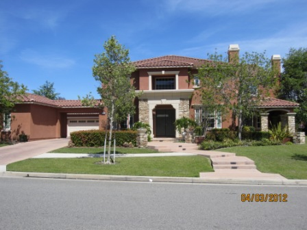 1055 Lowry Ranch Road, at Crown Ranch Estates in South Corona, CA 92881